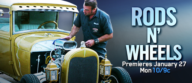 10 Questions for the Stars of Rods N' Wheels