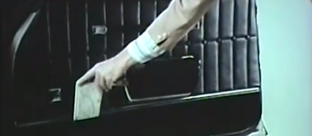 Auto Upholstery - The Hog Ring - 1971 Monte Carlo Door Panel