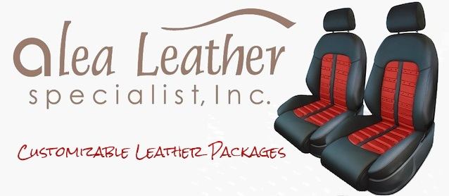 Auto Upholstery - The Hog Ring - Alea Leather