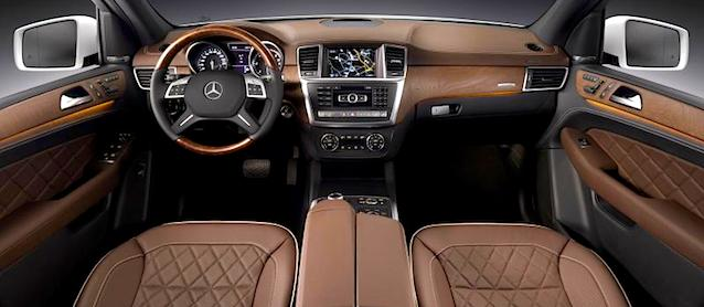 Leather Interiors Is Brown The New Black