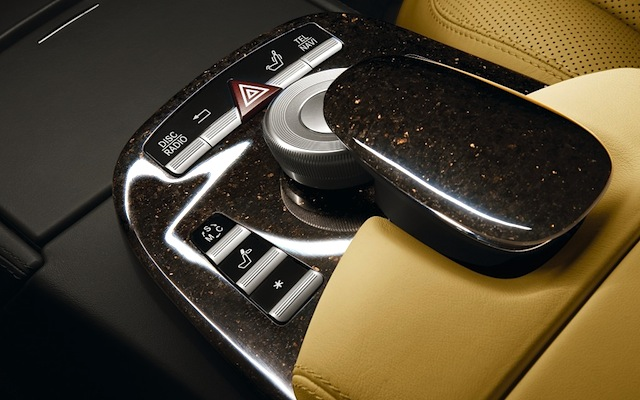 Auto Upholstery - The Hog Ring - Mercedes-Benz Designo Granite Trim