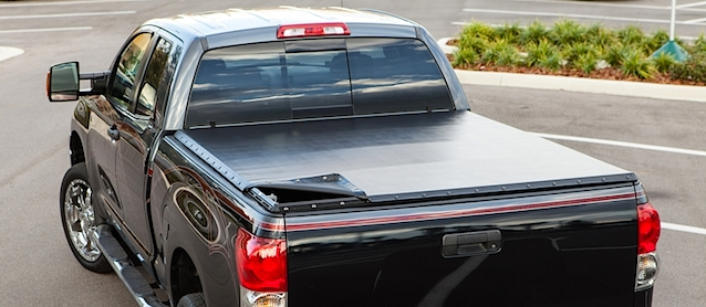 Auto Upholstery - The Hog Ring - Tonneau Cover