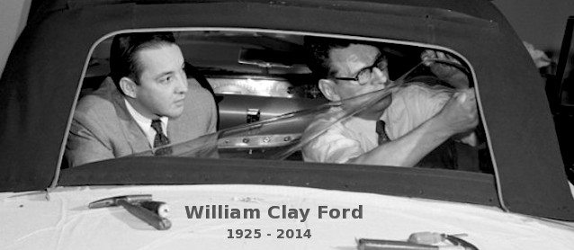 Auto Upholstery - The Hog Ring - William Clay Ford