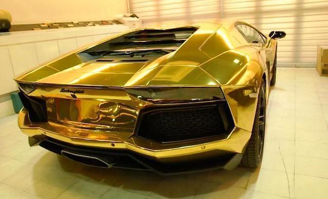 Auto Upholstery - The Hog Ring - 2013 Lamborghini Aventador by Alea Leather