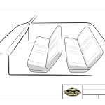Auto Upholstery - The Hog Ring - Design Studio - Generic Bench Seat Interior