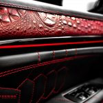 Auto Upholstery - The Hog Ring - Carlex Design Porsche Infernus 700HP
