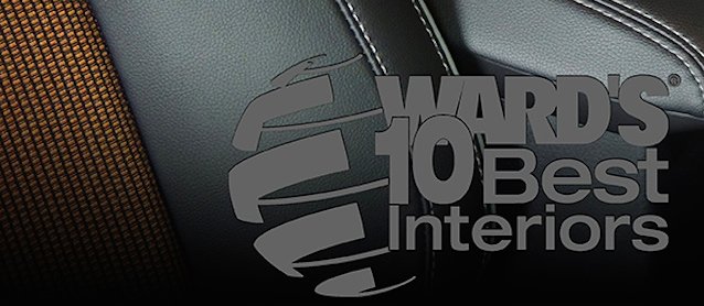 Auto Upholstery - The Hog Ring - Ward's 10 Best Interiors