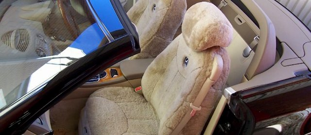 Auto Upholstery - The Hog Ring - Sheepskin Seat Covers