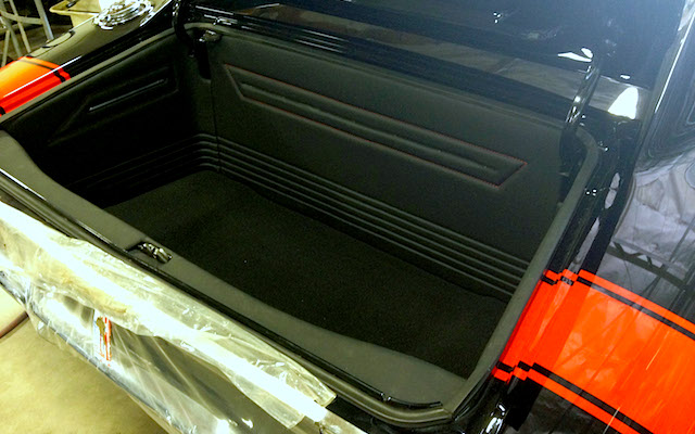 The Hog Ring - Auto Upholstery News - Roy Keith Powell - Drew's Garage