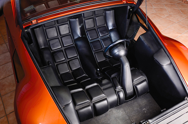 The Hog Ring - Auto Upholstery News - Bertone Concepts