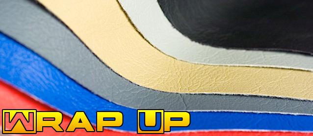 Auto Upholstery - The Hog Ring - Monthly Wrap Up - July 2014