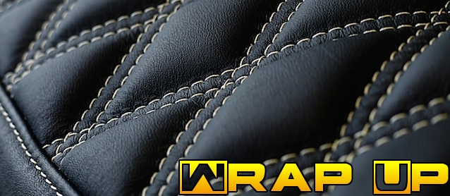 Auto Upholstery - The Hog Ring - August 2014 Wrap Up