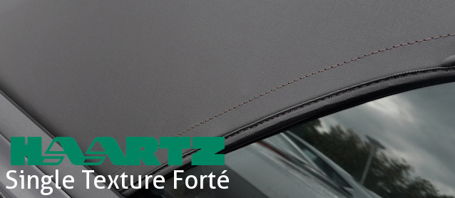 Auto Upholstery - The Hog Ring - Haartz Forte