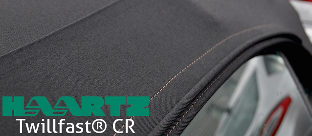 Auto Upholstery - The Hog Ring - Haartz Twillfast CR