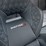 The Hog Ring - How to Sew Aston Martin Rapide Diamonds A