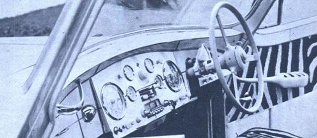 Auto Upholstery - The Hog Ring - Daimler DK400