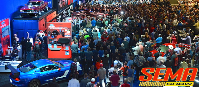 Auto Upholstery - The Hog Ring - 2014 SEMA Show