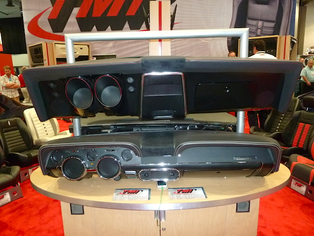 Tmi Products Goes 39 Custom 39 At Sema 2014 The Hog Ring