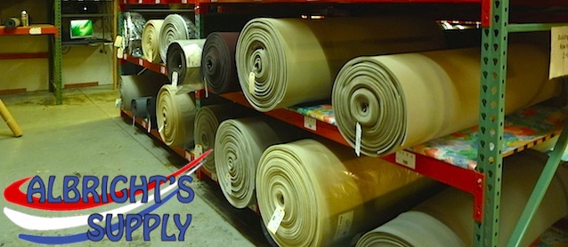 Auto Upholstery - The Hog Ring - Albrights Supply Inventory System