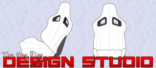 Design Studio: Racing Style Bucket Seats