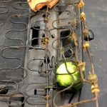 Auto Upholstery - The Hog Ring - Tennis Ball Seat Spring