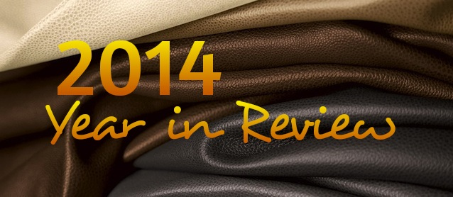 Auto Upholstery - The Hog Ring - 2014 Year in Review