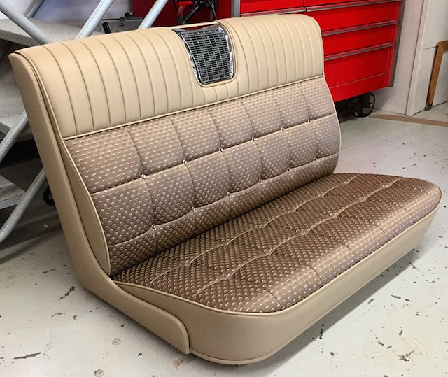 Ford Bench Seat Upholstery ~ Photo cadillac inspired ford bench seat