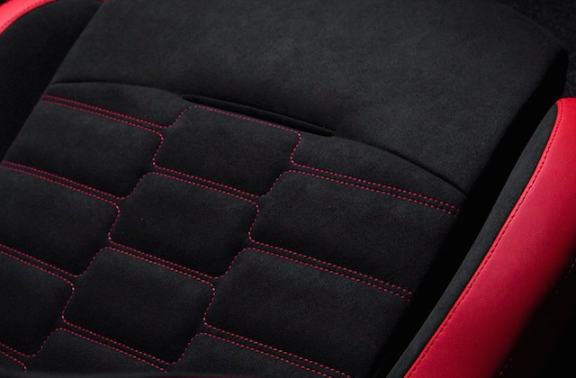 Auto Upholstery - The Hog Ring - Blare Design - Dodge Charger