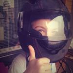 Auto Upholstery - The Hog Ring - Jyrki Raulo - Alcantara Helmet