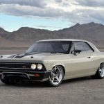 Auto Upholstery - The Hog Ring - Ringbrothers 1966 Chevrolet Chevelle Recoil
