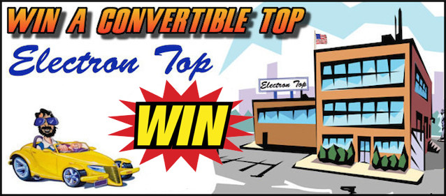 Auto Upholstery - The Hog Ring - Electron Top Winner
