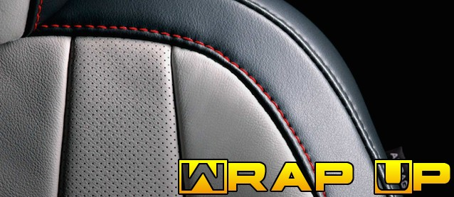Auto Upholstery - The Hog Ring - Wrap Up January 2015