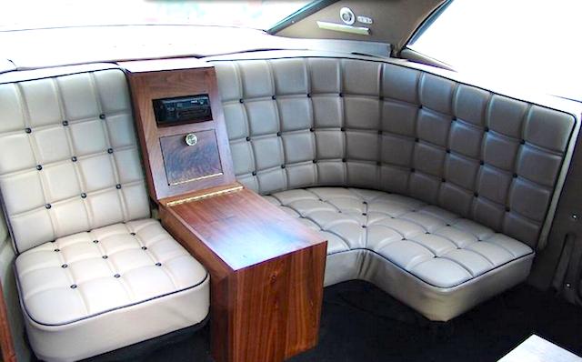 Auto Upholstery - The Hog Ring - 1967 Oldsmobile Toronado 70-X