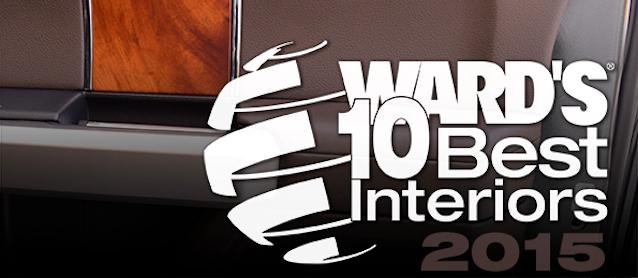 Auto Upholstery - The Hog Ring - WardsAuto 10 Best Interiors 2015