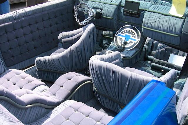 Auto Upholstery - The Hog Ring - Lowrider Interior