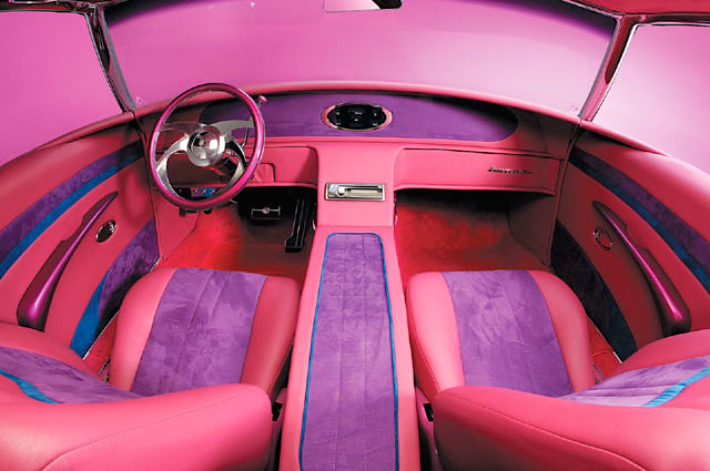 The Hog Ring Auto Upholstery News Lowrider Interior