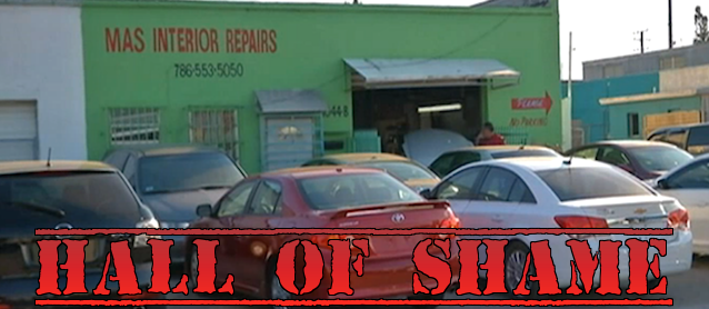 Florida Trim Shop Busted for Fake Airbags