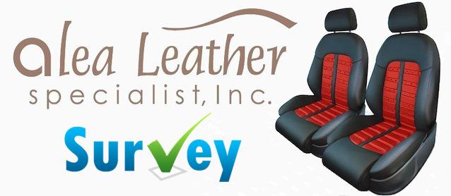 Auto Upholstery - The Hog Ring - Alea Leather Survey