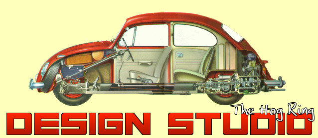 Auto Upholstery - The Hog Ring - Classic Volkswagen Beetle Door Panel