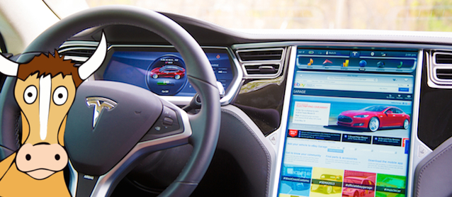 Yes, Tesla Offers Vegan Car Interiors