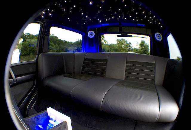 Auto Upholstery - The Hog Ring - Exact Art Fabrications - Starlight Headliner