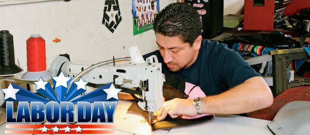 Auto Upholstery - The Hog Ring - Labor Day 2