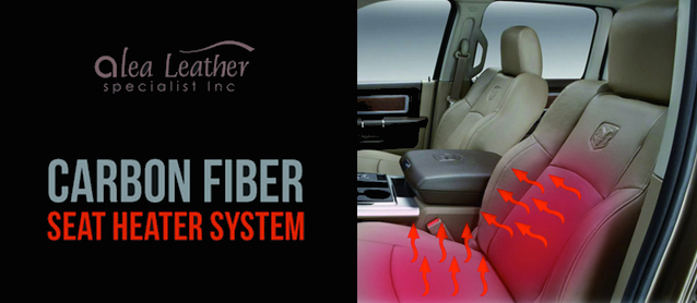 Auto Upholstery - The Hog Ring - Alea Leather Seat Heater