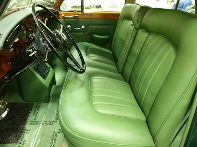 photo 1963 rolls royce silver cloud interior. Black Bedroom Furniture Sets. Home Design Ideas