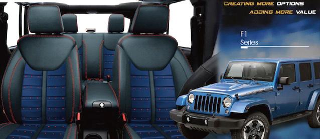 SALE: $100 Off Alea Leather Seat Covers