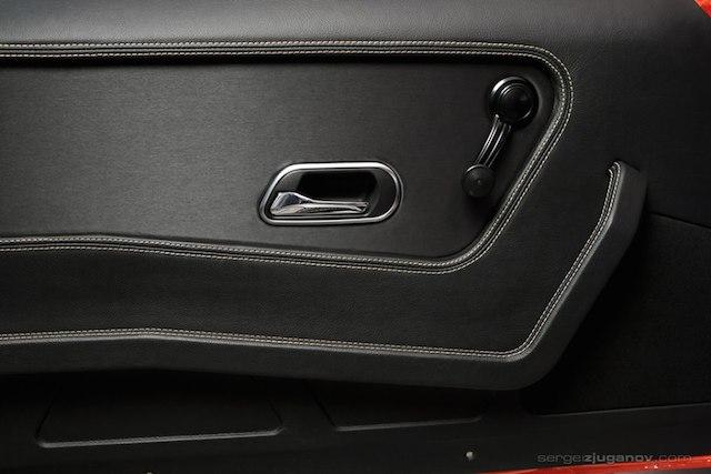 Auto Upholstery - The Hog Ring - SideEffect Ltd - 1971 Pontiac Firebird