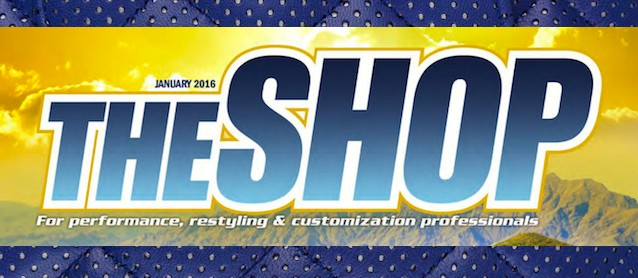 Auto Upholstery - The Hog Ring - The Shop Magazine