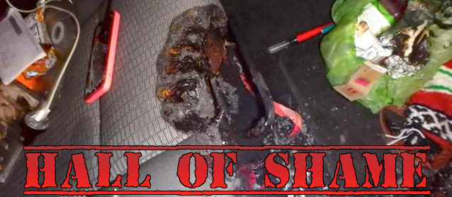 Auto Upholstery - The Hog Ring - Portsmouth New Hampshire Car Fire