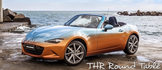 Denim Dan's Dream Car: The MX-5 Levanto
