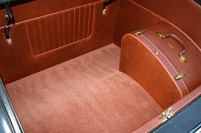 Auto Upholstery - The Hog Ring - Stitches Fine Automotive Interiors